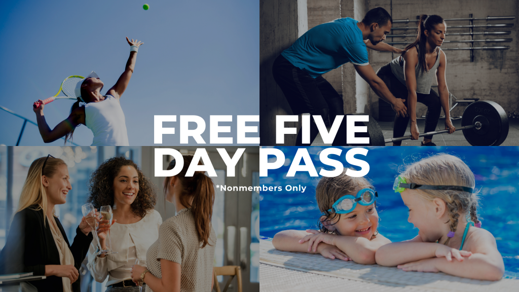 Five Seasons Free 5-Day Club Pass